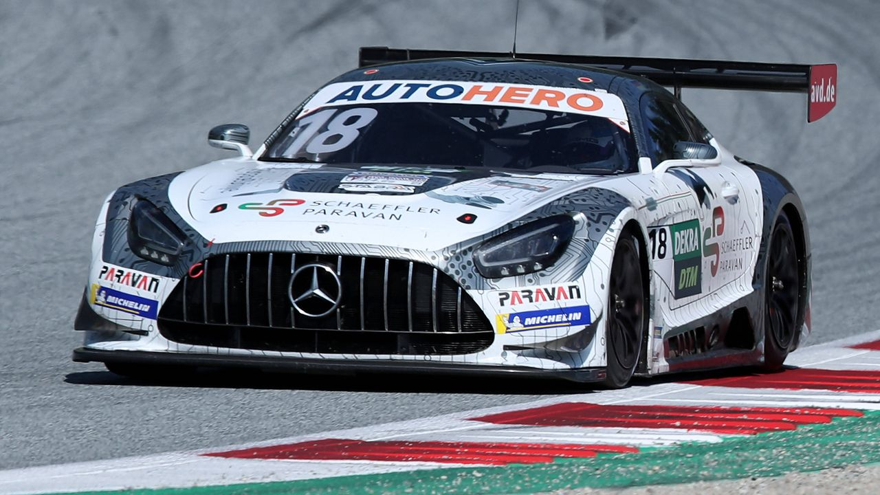 Mercedes-AMG Team Mücke Motorsport (Maximilian Buhk) - Bildquelle: Gruppe C GmbH