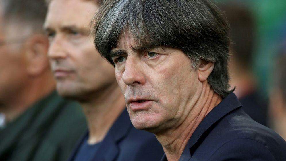 Bundestrainer Löw hält große Stücke auf Keller - Bildquelle: AFPAFPPaul Faith