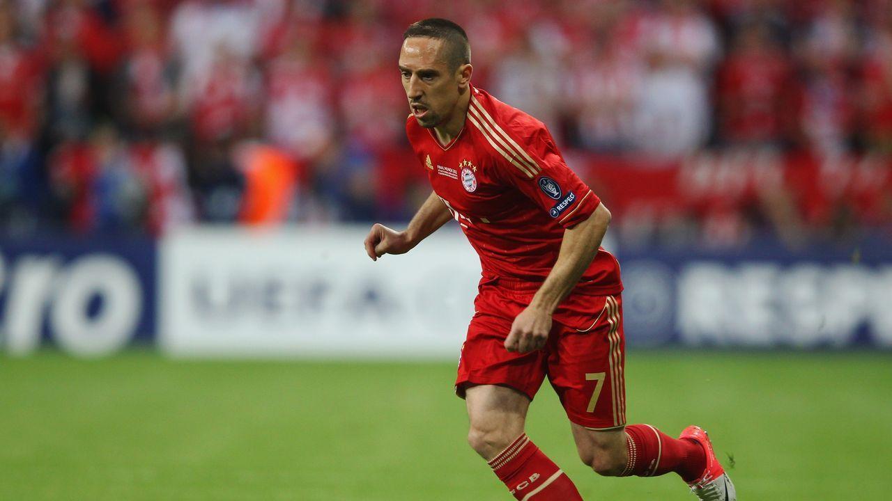 Franck Ribery - Bildquelle: 2012 Getty Images