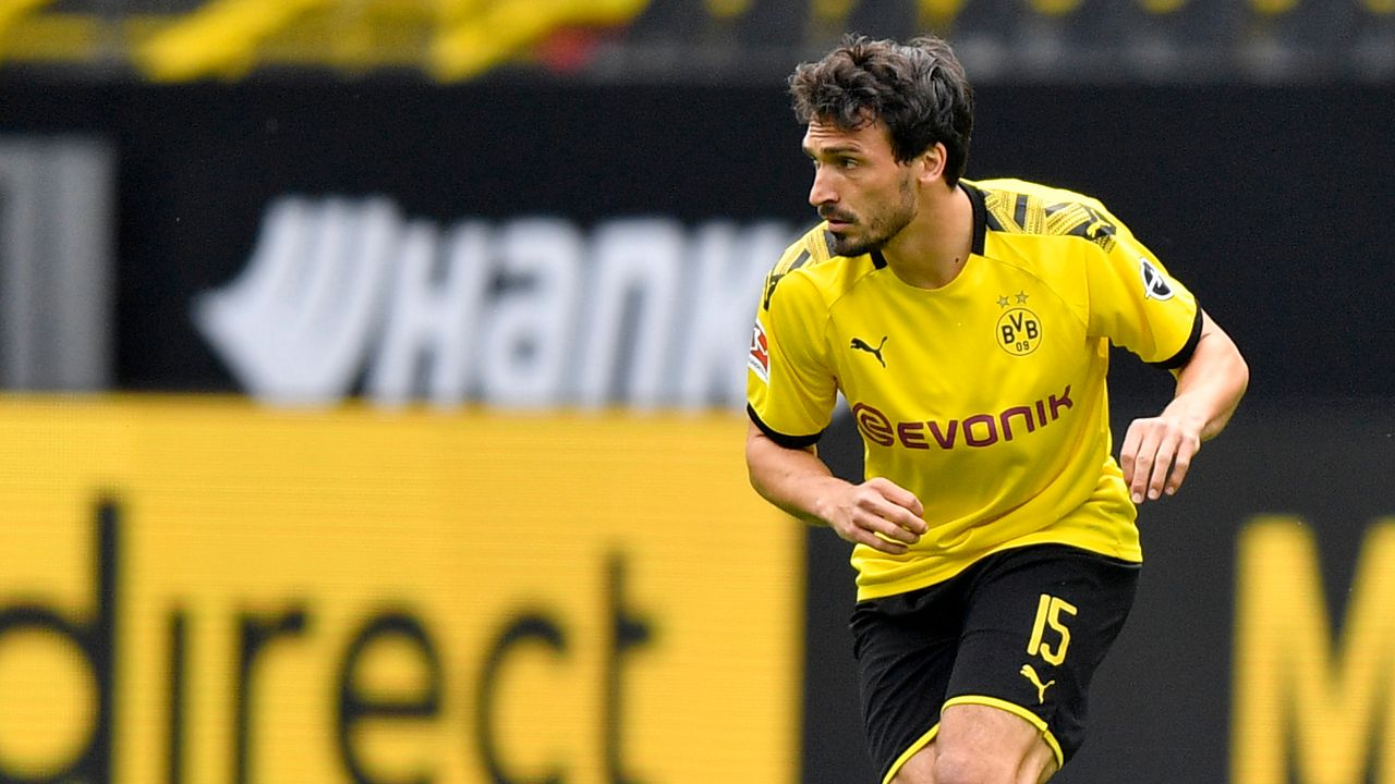 Mats Hummels - Bildquelle: 2020 Getty Images