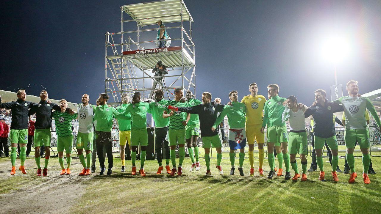 Pro Werder Bremen: Starke Bundesliga in der Relegation - Bildquelle: Getty Images