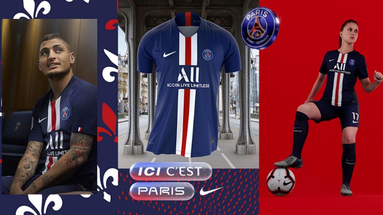 Paris Saint-Germain - Bildquelle: psg.fr