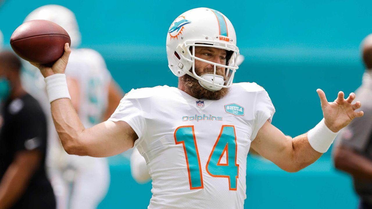 18. Pick: Miami Dolphins - Bildquelle: getty