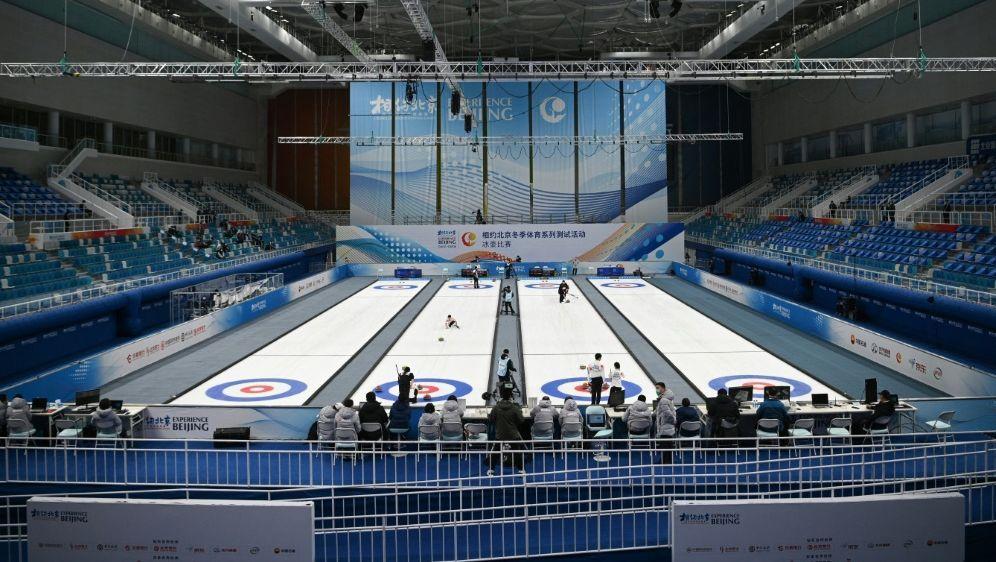 Deutsche Curler holen dritten Sieg im 10. WM-Spiel - Bildquelle: AFPSIDNOEL CELIS
