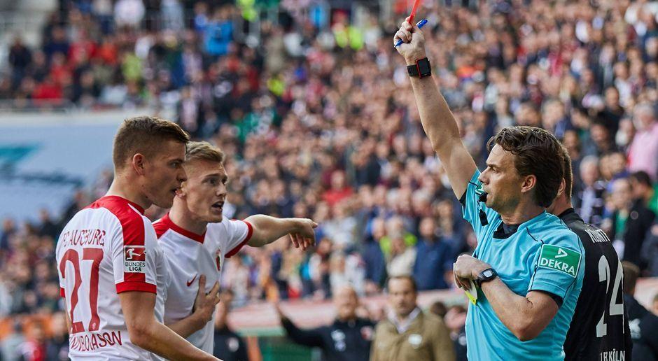 29. Spieltag: FC Augsburg - 1. FC Köln 2:1 - Bildquelle: imago/DeFodi
