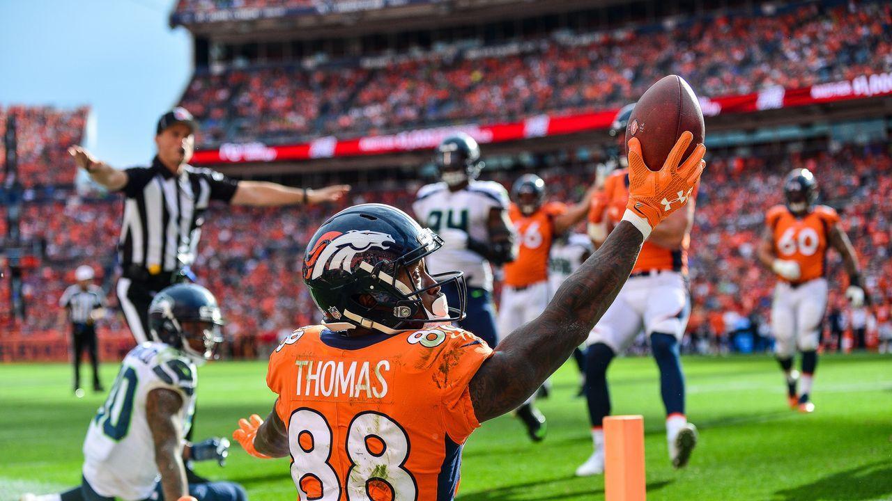 Platz 6: Denver Broncos - Bildquelle: 2016 Getty Images