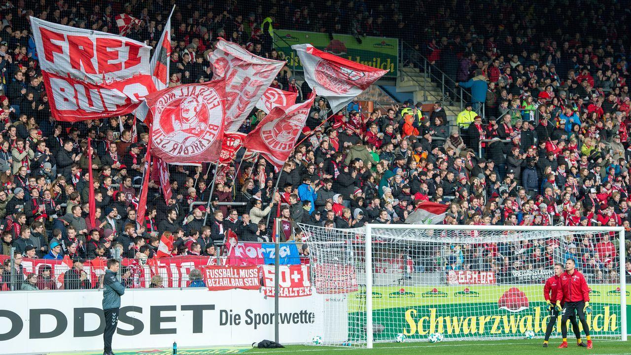SC Freiburg - Bildquelle: 2017 Getty Images