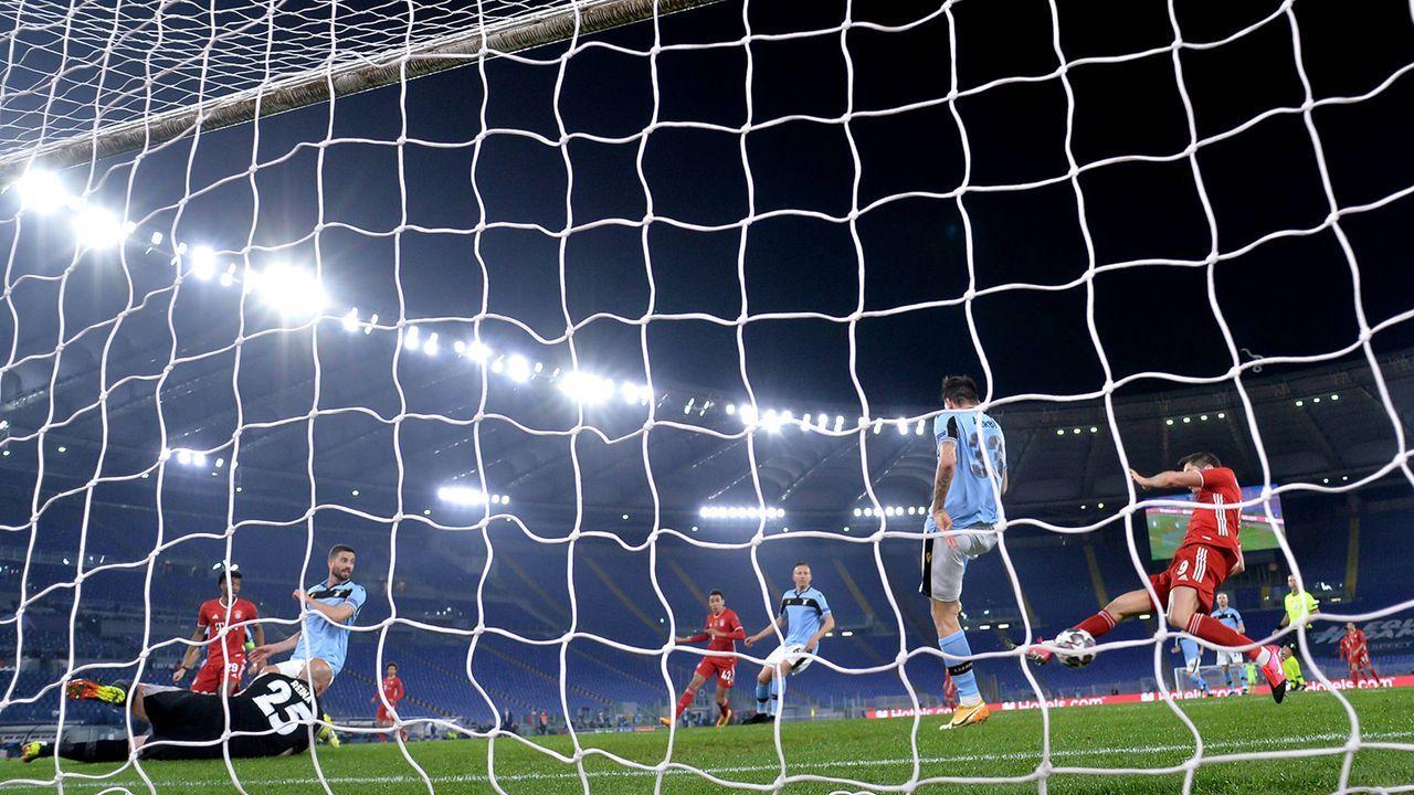 3. Bayern ist auswärts in der Champions League eine Macht - Bildquelle: Imago Images