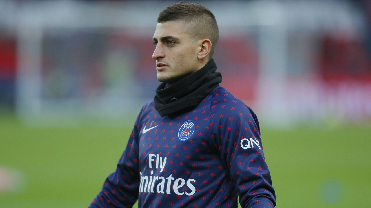 12. Platz: Marco Verratti - Bildquelle: imago/Cordon Press/Miguelez Sports