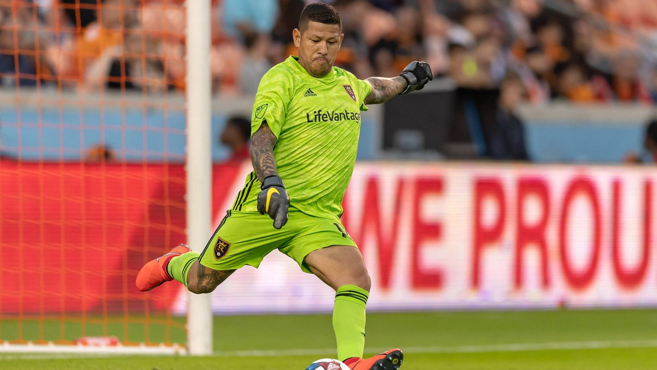 Tor - Nick Rimando (Wahl von MLS Commissioner Don Garber) - Bildquelle: imago images / ZUMA Press