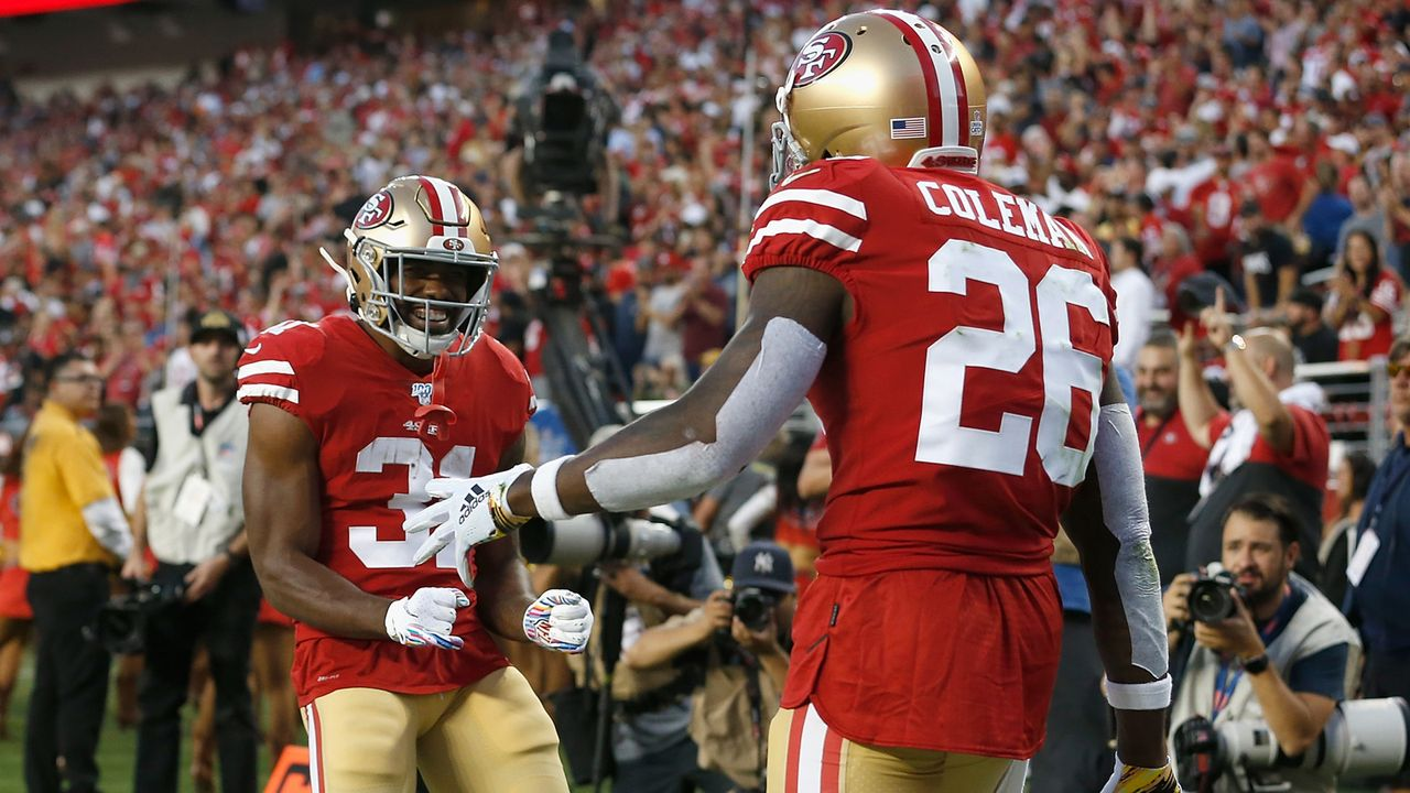 Platz 2: San Francisco 49ers - Bildquelle: getty