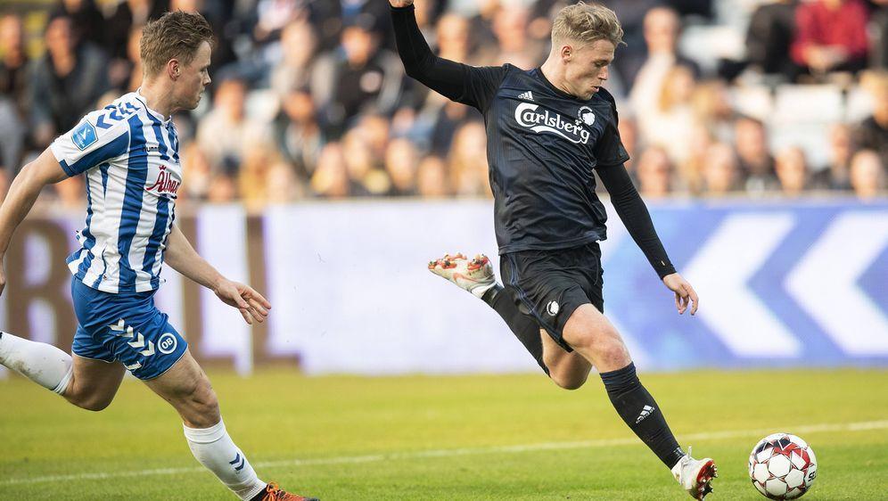 Fischer (r.) spielt derzeit für den FC Kopenhagen - Bildquelle: Imago