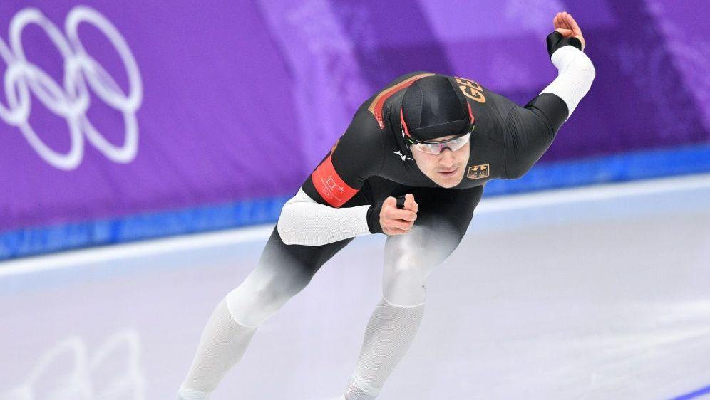 Joel Dufter belegt im Weltcup-Rennen Rang 16 - Bildquelle: AFPSIDMLADEN ANTONOV