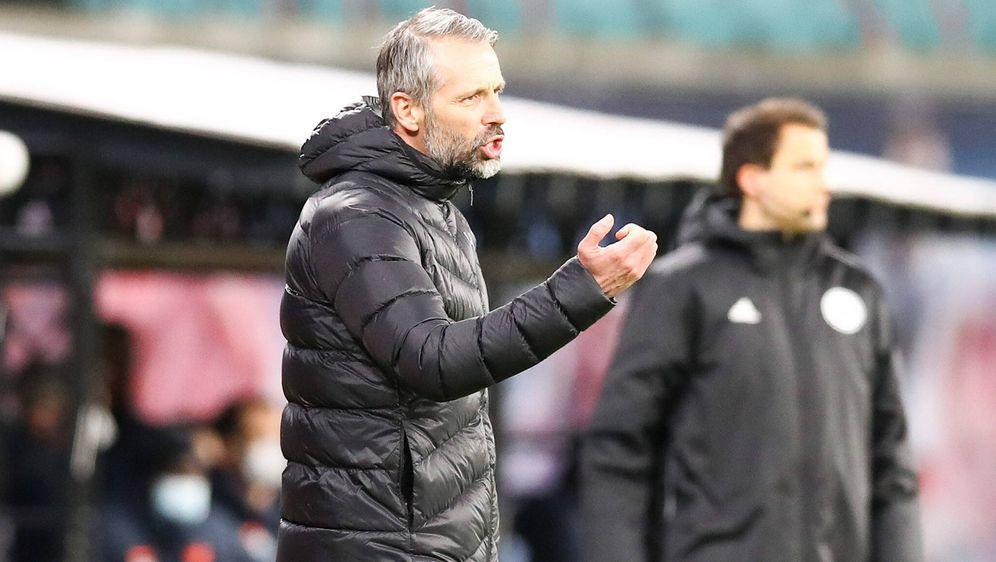 Marco Rose verlässt Gladbach am Saisonende in Richtung Borussia Dortmund. - Bildquelle: imago images/Picture Point LE