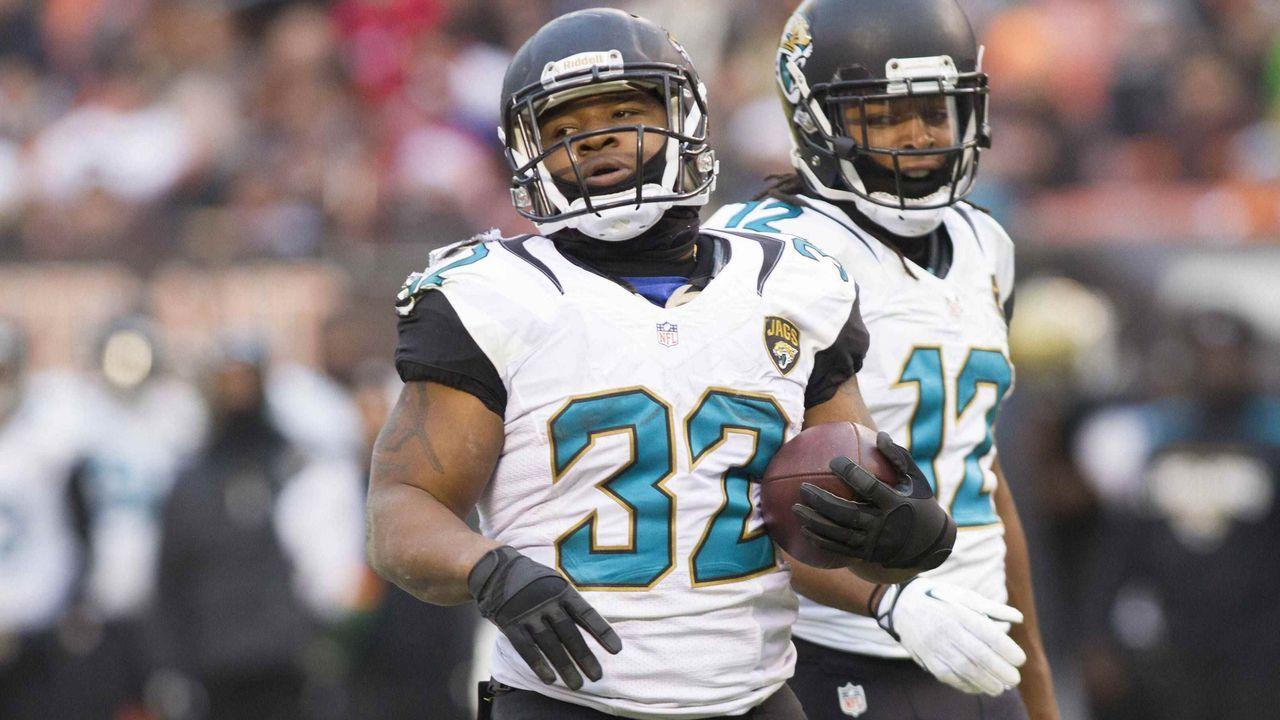Jacksonville Jaguars: Maurice Jones-Drew - Bildquelle: imago