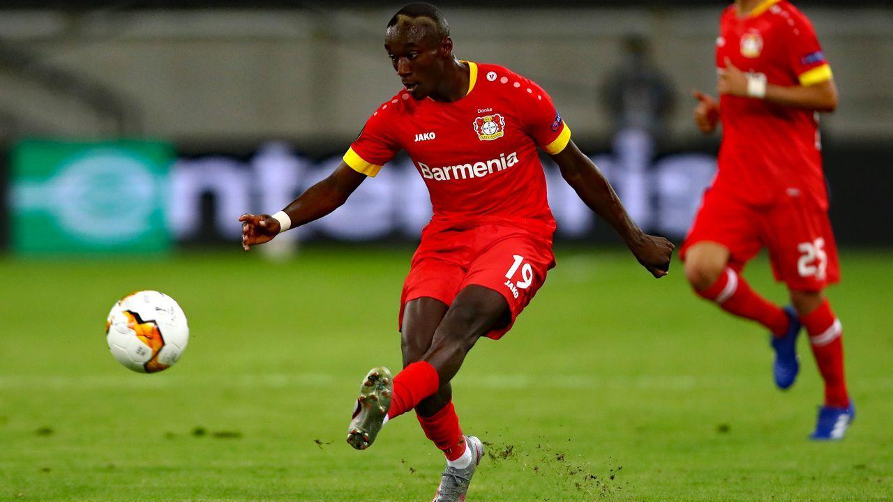 Moussa Diaby (heute Bayer Leverkusen) - Bildquelle: 2020 Getty Images