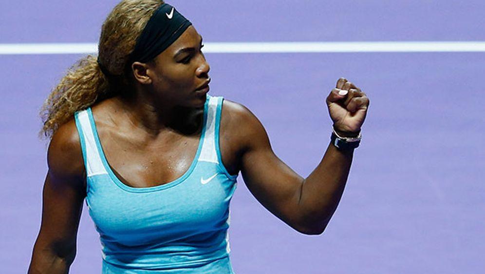 Ließ Simona Halep im Masters-Finale keine Chance: Serena Williams - Bildquelle: 2014 Getty Images
