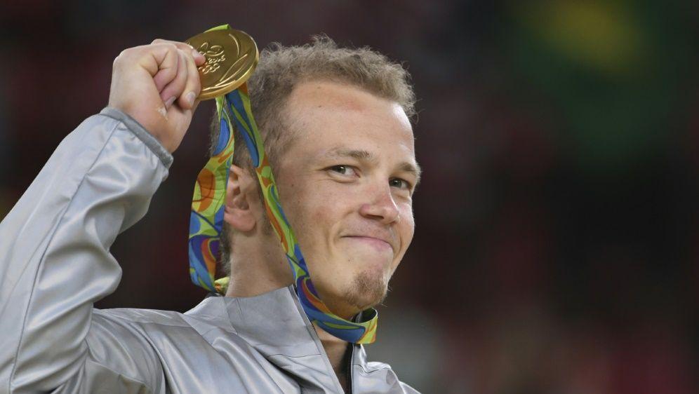 2016 gewann Hambüchen Olympiagold am Reck - Bildquelle: AFPSIDTOSHIFUMI KITAMURA