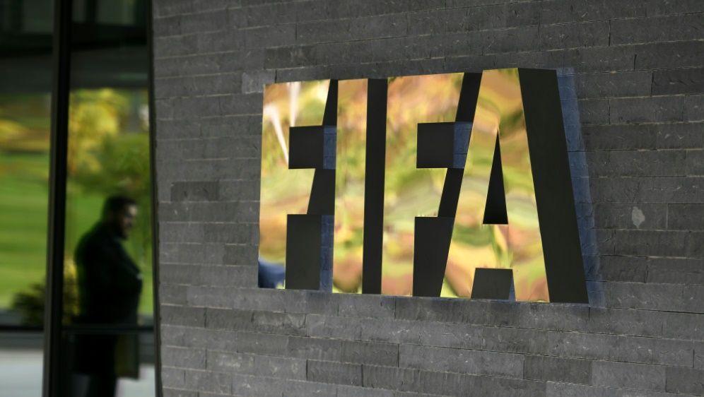Disziplinar-Kommission der FIFA greift durch - Bildquelle: AFPSIDFABRICE COFFRINI