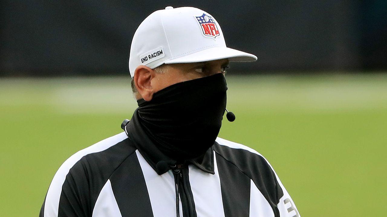 Aufgaben der Referees - Bildquelle: Getty Images