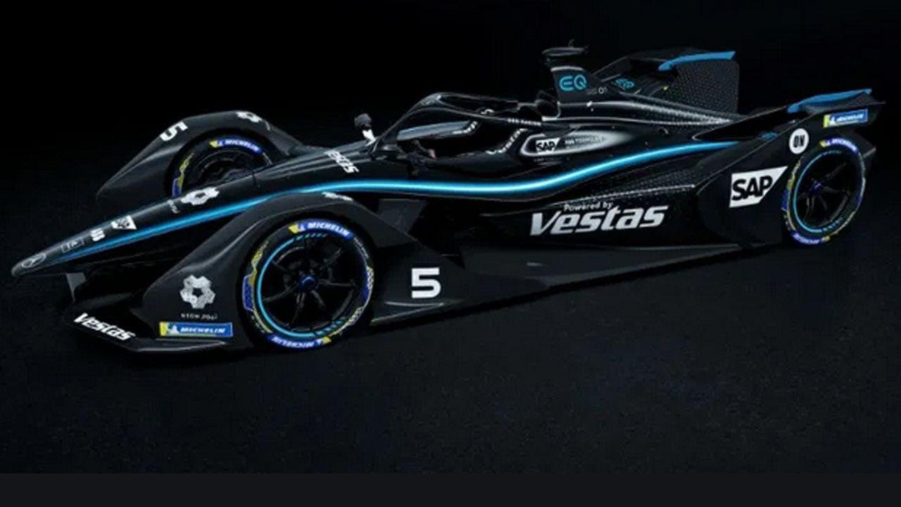 Mercedes-Benz EQ - Bildquelle: FIA Formula E