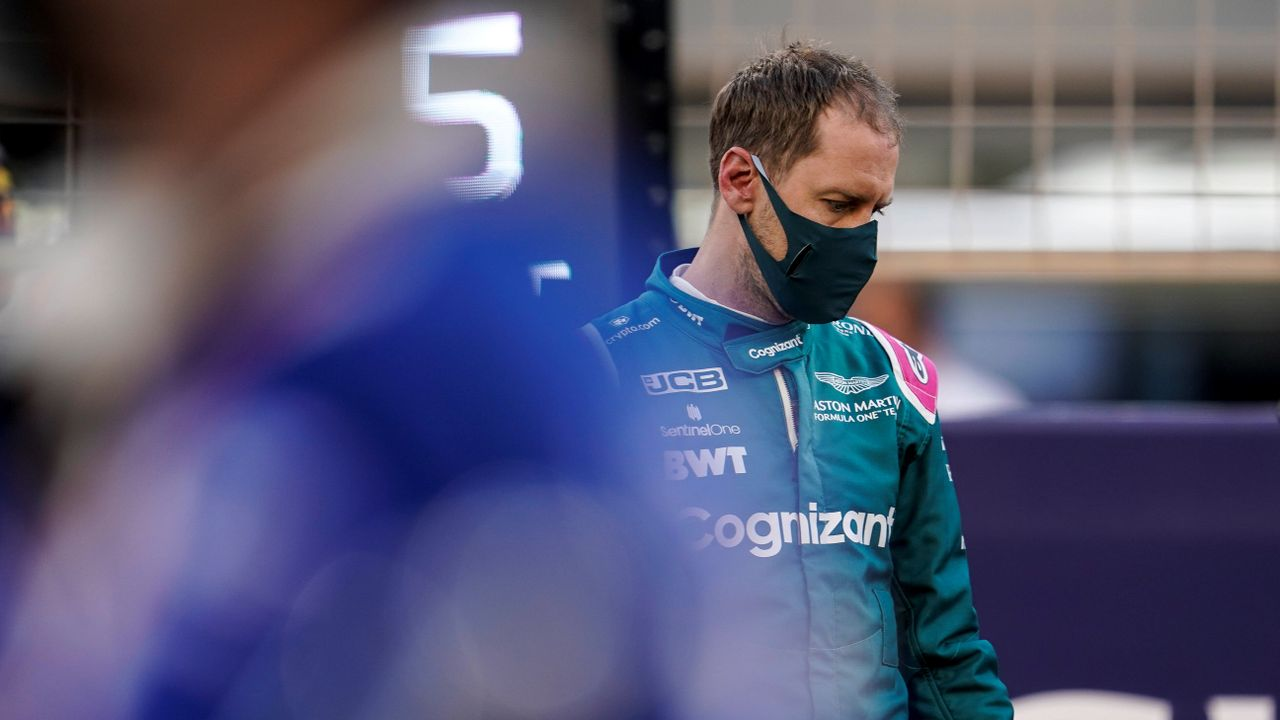 Verlierer: Sebastian Vettel - Bildquelle: imago images/ZUMA Wire