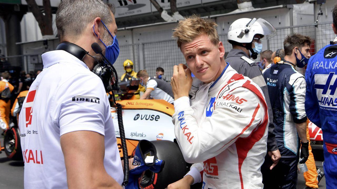 Mick Schumacher (Haas F1 Team) - Bildquelle: imago