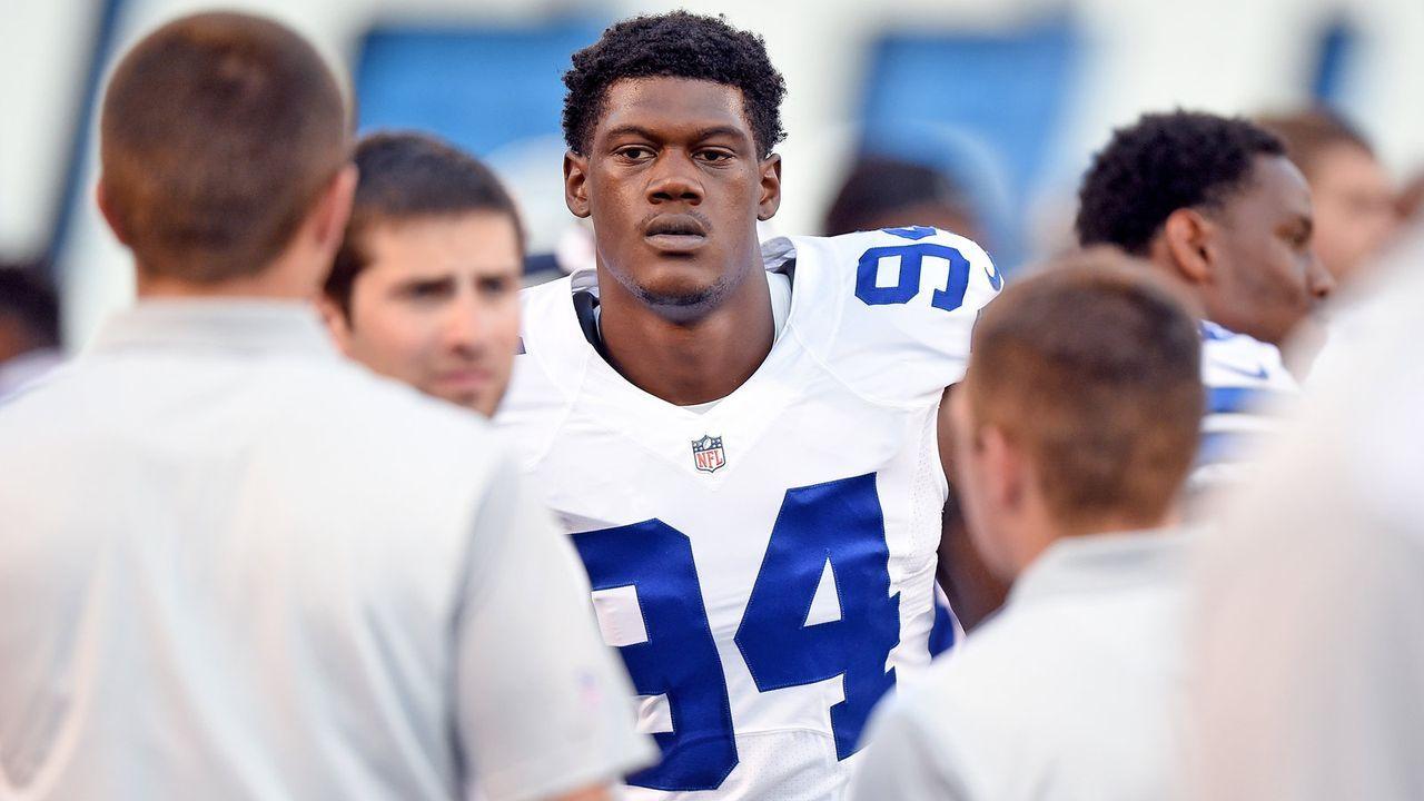 Randy Gregory (Dallas Cowboys) - Bildquelle: 2015 Getty Images