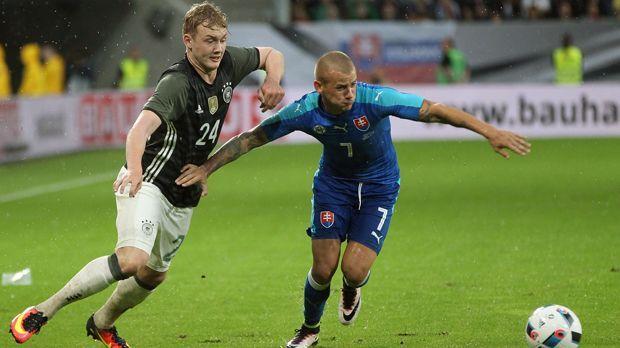 Mittelfeld - Julian Brandt (Bayer Leverkusen) - Bildquelle: 2016 Getty Images