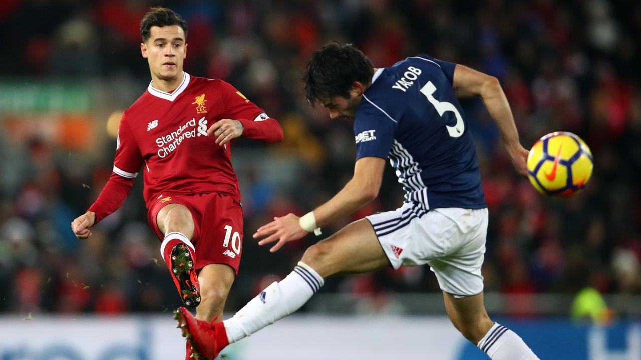 Platz 10: FC Liverpool  - Bildquelle: Getty