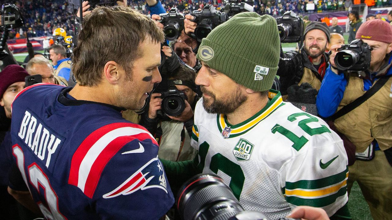 New England Patriots vs. Green Bay Packers - Bildquelle: imago