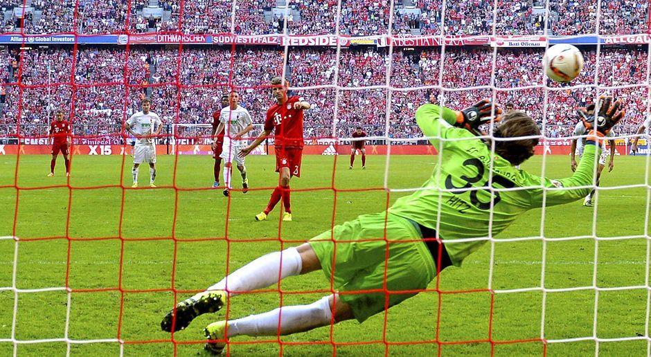 4. Bundesliga-Spieltag (Saison 2015/2016) - Bildquelle: imago/MIS