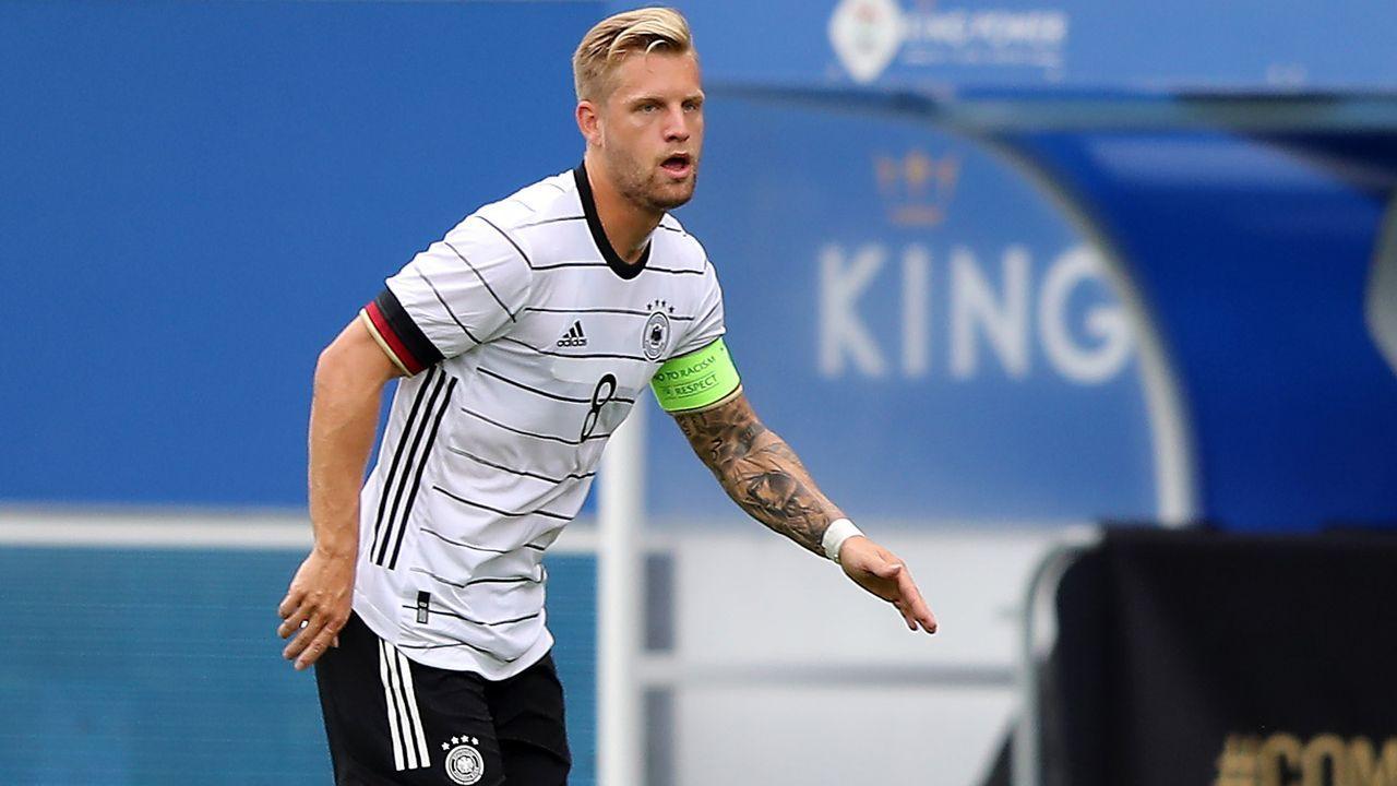 Mittelfeld: Arne Maier (Arminia Bielefeld) - Bildquelle: 2020 Getty Images