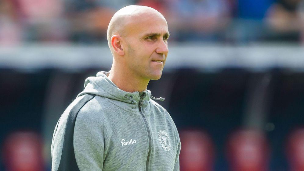 Schubert wird neuer Trainer beim FC Ingolstadt - Bildquelle: Imago