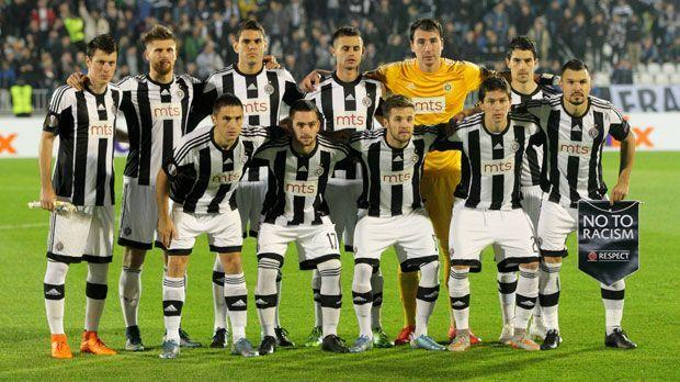 Partizan Belgrad - Bildquelle: imago/Camera 4/International