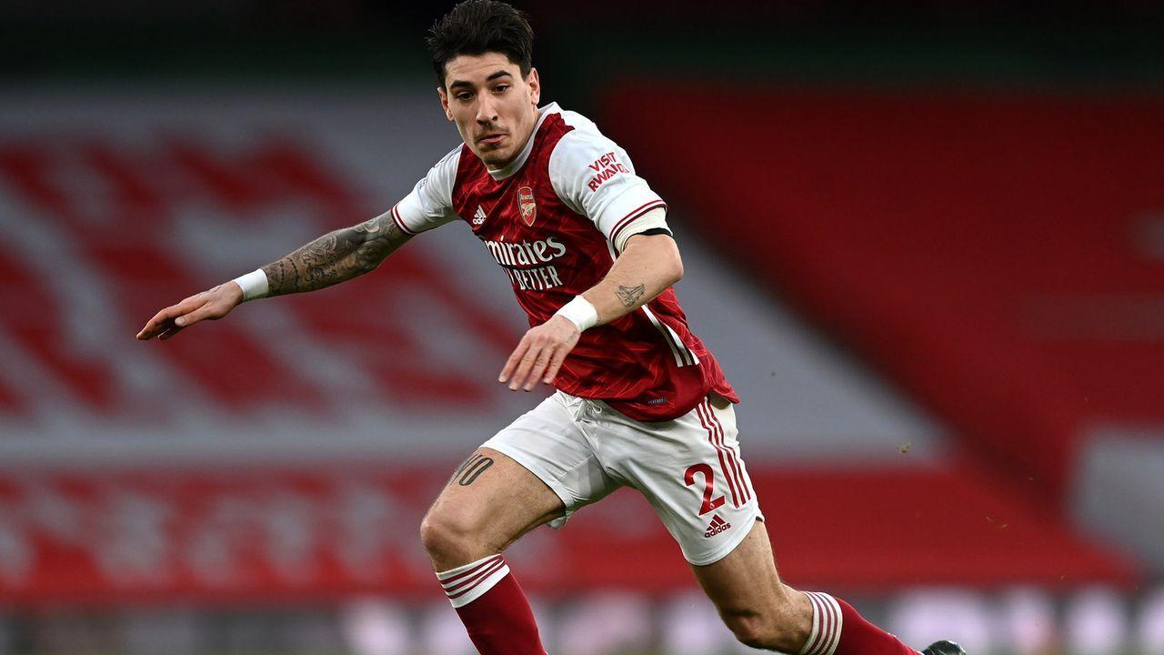 Hector Bellerin (FC Arsenal) - Bildquelle: 2021 Getty Images