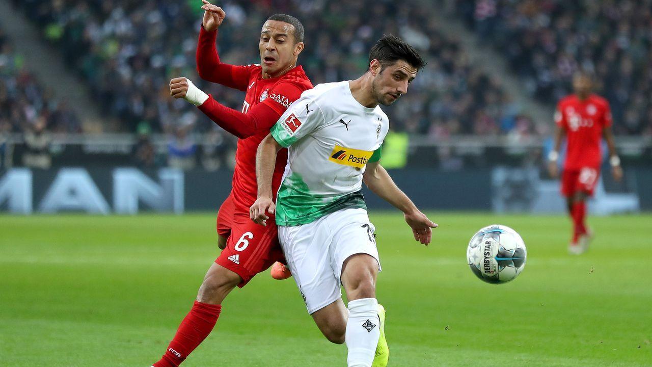 Lars Stindl (Borussia Mönchengladbach) - Bildquelle: Getty Images