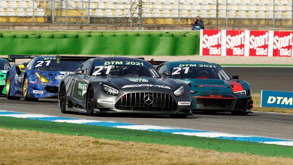 Die DTM-Saison 2021 wird mit dem Rennen am Hockenheimring abgeschlossen.