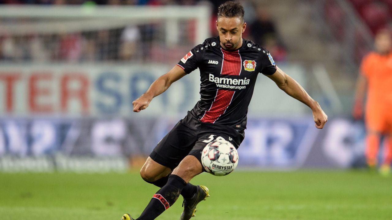Karim Bellarabi (Bayer Leverkusen) - Bildquelle: Bongarts/Getty Images