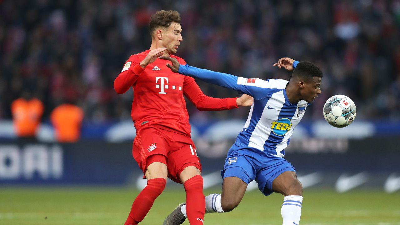 Leon Goretzka - Bildquelle: getty images