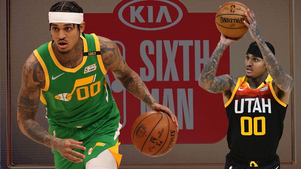 Sixth Man of the Year: Jordan Clarkson (Utah Jazz) - Bildquelle: 2019 Getty Images