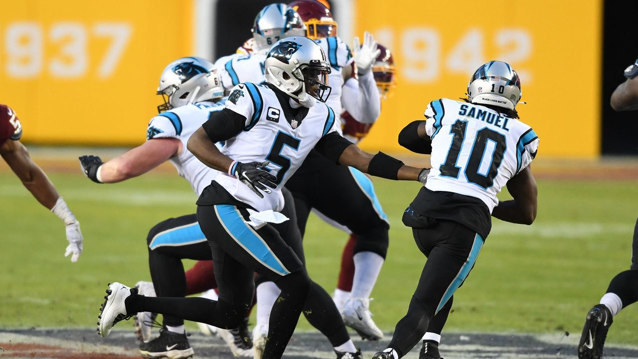 Carolina Panthers - Bildquelle: 2020 Getty Images