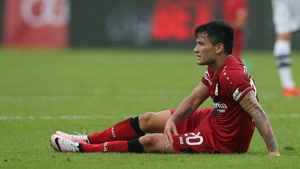 Leverkusen bangt vor Leipzig-Spiel um Aranguiz