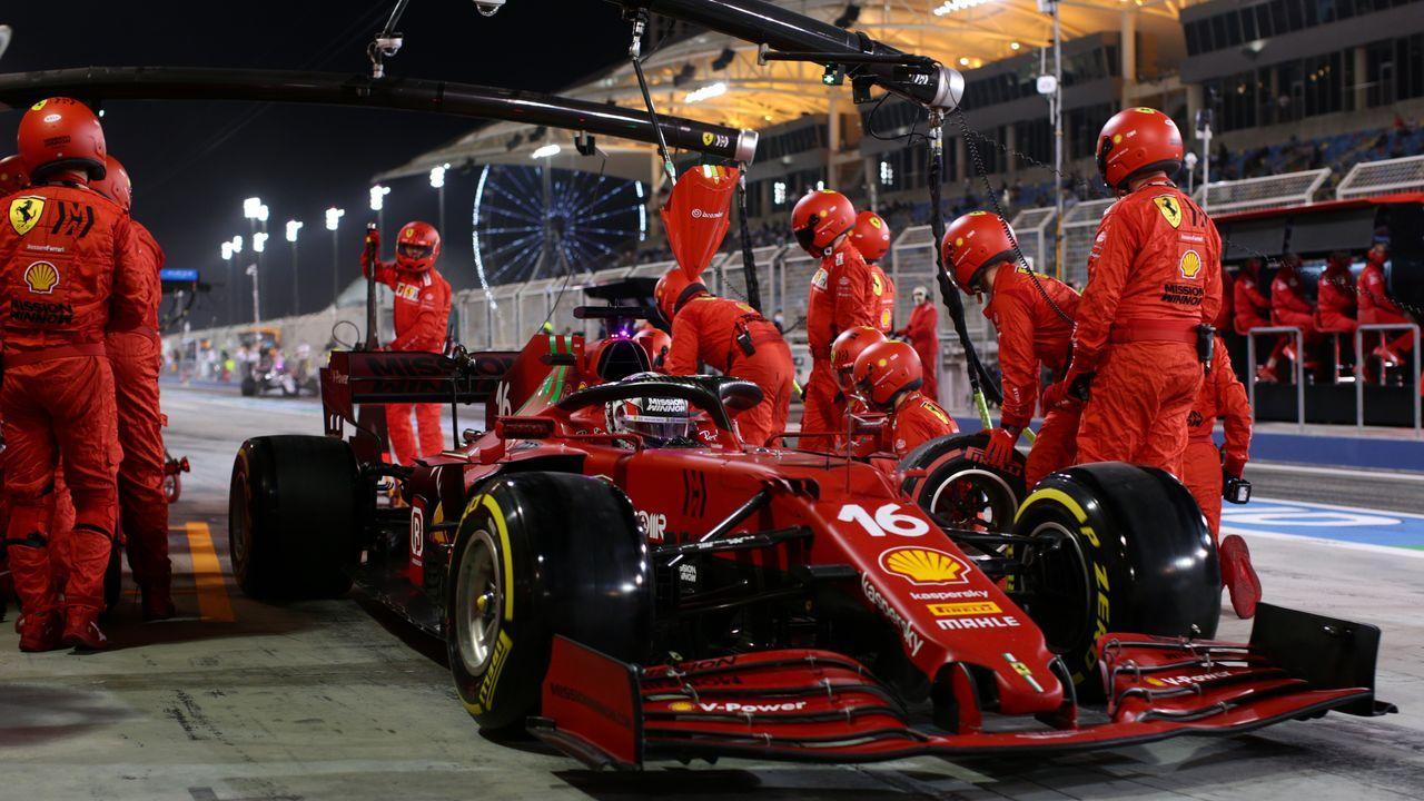 Gewinner: Ferrari - Bildquelle: 2021 Getty Images