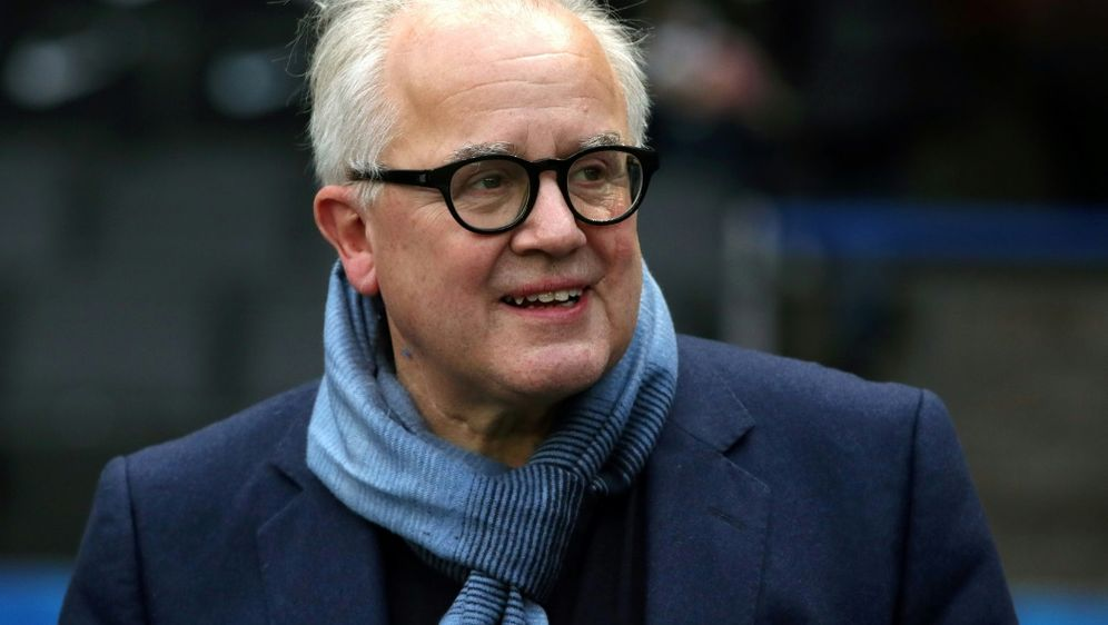 DFB-Präsident Keller ist Gast beim diesjährigen SPOBIS - Bildquelle: PIXATHLONPIXATHLONSID