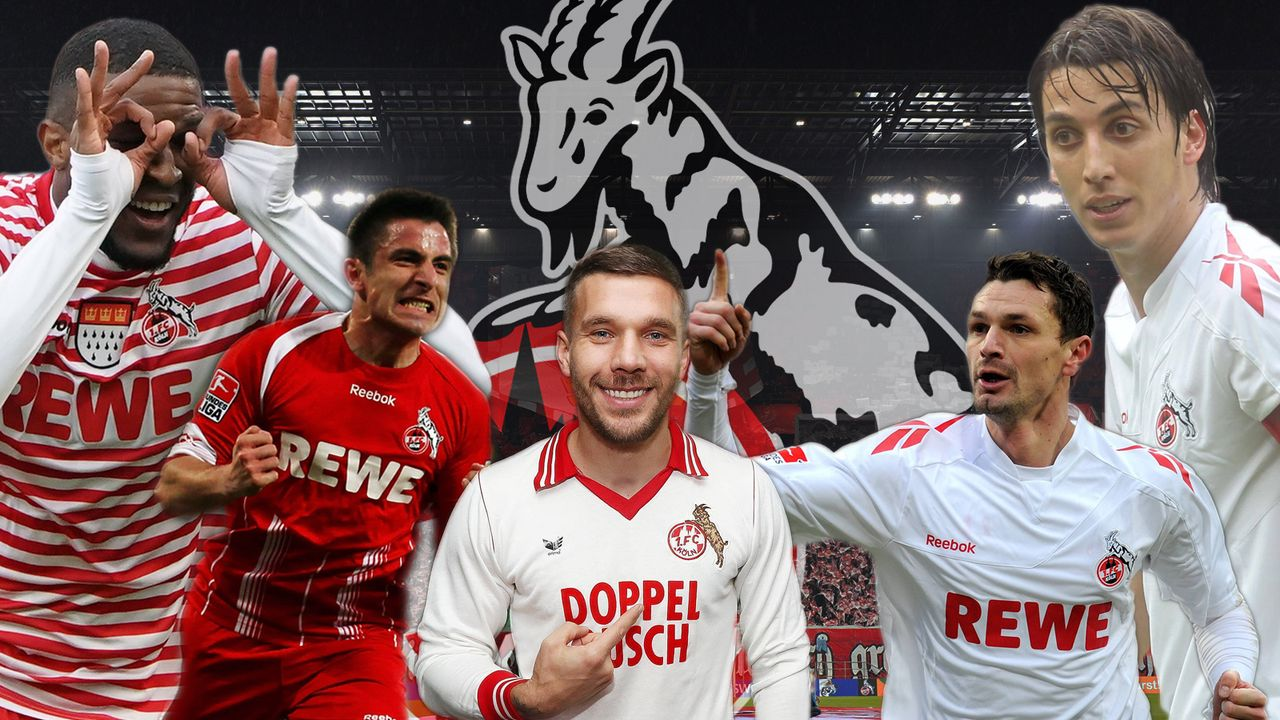 1. FC Köln: Die Top-Elf seit dem Jahr 2000 - Bildquelle: getty/ imago