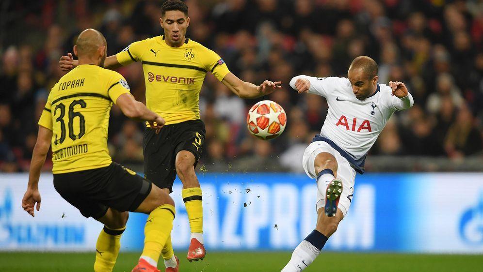 Borussia Dortmund brauchtnach der 0:3 (0:1)-Pleite im Achtelfinal-Hinspiel ... - Bildquelle: 2019 Getty Images