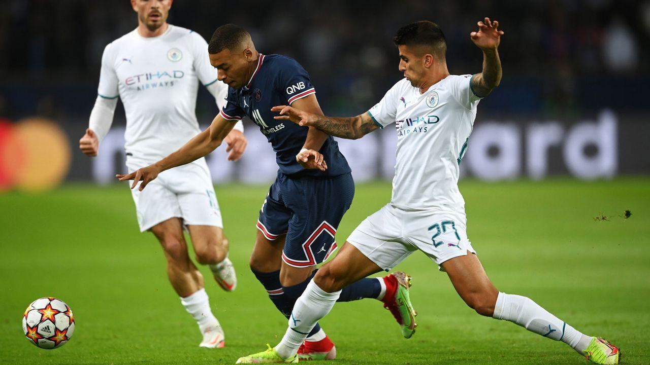 Kylian Mbappe (Paris Saint-Germain) - Bildquelle: 2021 Getty Images