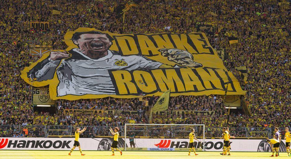 BVB-Fans verabschieden Roman Weidenfeller - Bildquelle: imago