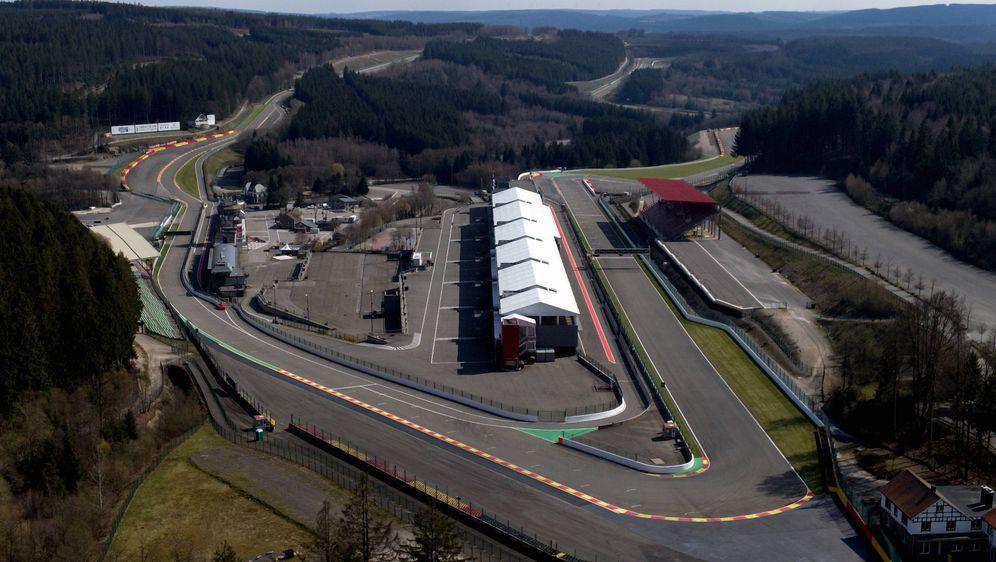 Die DTM startet in Spa in die neue Saison. - Bildquelle: imago images/Belga